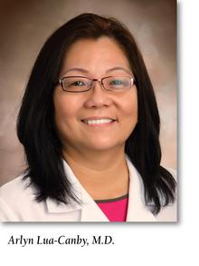 Arlyn E. Lua-Canby, M.D.