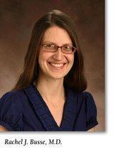 Rachel J. Busse, M.D.