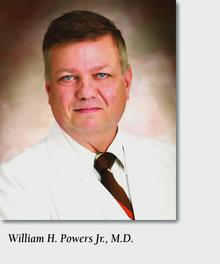 William H. Powers, Jr., M.D.