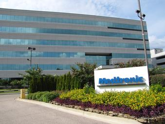 Memphis office of Medtronic Spinal