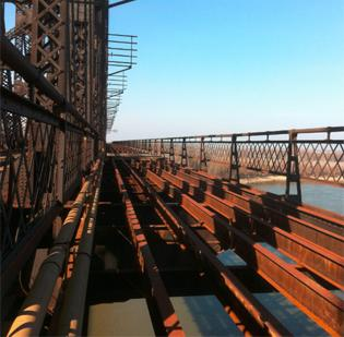 The city of Memphis has received a $14.9 million federal grant which will go toward making the Harahan Bridge project a reality.