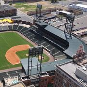 No. 5: AutoZone Park, Memphis, Tenn. 117 percent attendance growth (first three years) Opened: 2000 Background: The Memphis Redbirds play in the Pacific Coast League and are affiliated with the St. Louis Cardinals. The Redbirds play their home games at AutoZone Park.