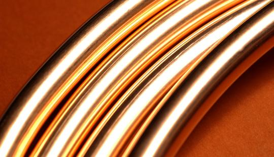 While net income increased in the third quarter, Mueller Industries continued to see sales decline due to the falling price of copper.