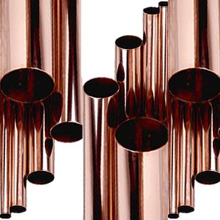 Another decline in copper prices caused a skid in fourth quarter sales and earnings for Mueller industries.