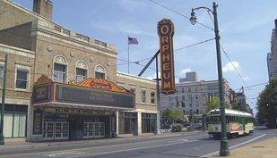 Orpheum Theatre announces new Memphis board members - Memphis Business Journal