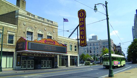 The Orpheum is reaching out to citizens with pictures, story or memorabilia for an exhibition about the theater.