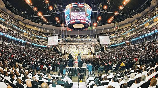COGIC conventions could return to Memphis, but not the big