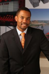 Ernest Strickland, managing director of international business with the Greater Memphis Chamber