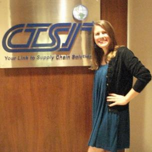 Marly Hazen is Webmaster for CTSI-Global, a supply chain management provider.