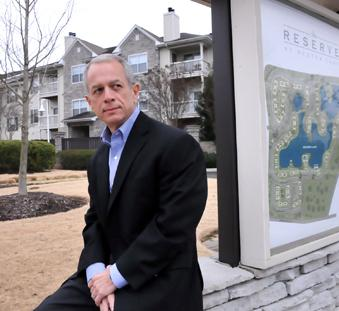 Eric Bolton, CEO of Memphis-based MAA, has been in his post for 11 years.