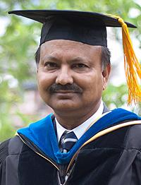 University of Memphis computer science professor Dipankar Dasgupta