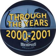 March 2001: Application filed to move Grizzlies from Vancouver to MemphisJuly 2001: NBA approves team's move to MemphisCoach: Sidney LoweG.M.: Billy KnightFirst Round Pick: Stromile Swift (No. 2)Notable Free Agent/Trade: Isaac AustinTeam Record: 23-59Playoff Record: N/A