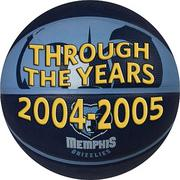 November 2004: Grizzlies played first game at FedExForumCoach: Hubie Brown/Lionel Hollins/Mike FratelloG.M.: Jerry WestFirst Round Pick: N/ANotable Free Agent/Trade: Brian CardinalTeam Record: 45-37Playoff Record: 0-4