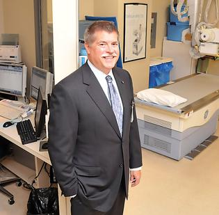 David Archer,CEO of Saint Francis Hospital's two Memphis-area locations, was one of the panelists at Memphis Business Group on Health's annual conference.