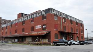 ArtSpace has a contract on this South Main building and is now seeking local input on how best to develop it for affordable artist housing.