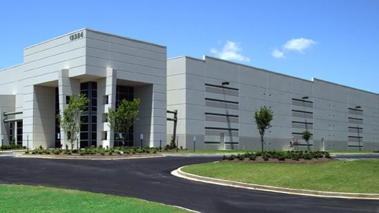 Industrial Developments International will develop a $23 million build-to-suit facility for generic drug distributor Anda Distribution at its Crossroads Distribution Center in Olive Branch. One of the existing buildings at Crossroads is shown here.
