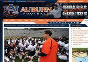 No. 3 Auburn University 2010 revenue: $76.2 million Conference: SEC