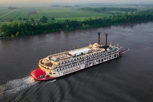 The Great American Steamboat Co. announced a name change as it unveiled its 2013 schedule for the American Queen.