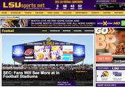 No. 9 Louisiana State University 2010 revenue: $68.5 million Conference: SEC