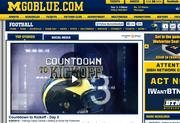No. 7 University of Michigan 2010 revenue: $70.3 million Conference: Big Ten