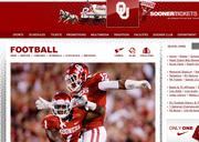 No. 12 University of Oklahoma 2010 revenue: $58.8 million Conference: Big 12