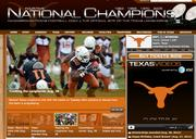 No. 1 University of Texas 2010 revenue: $95.7 million Conference: Big 12