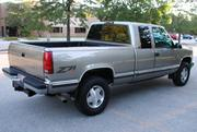 The 1999 Chevrolet pickup (full size) was the No. 4 most stolen vehicle in the U.S. last year, according to the National Insurance Crime Bureau's Hot Wheels report.