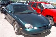 The 1999 Ford Taurus was the No. 10 most stolen vehicle in the U.S. last year, according to the National Insurance Crime Bureau's Hot Wheels report.