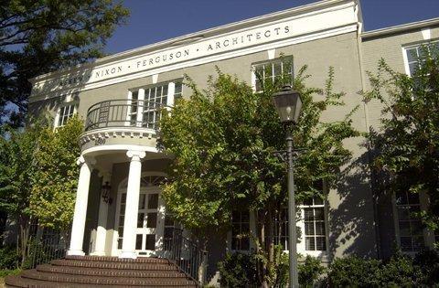 The offices of Memphis architects Askew Nixon Ferguson.