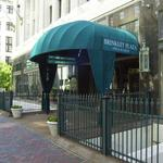 Canadian firm eyes purchase of Brinkley Plaza office building