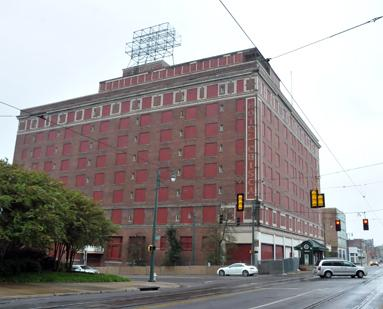 South Main's Chisca hotel officially has new owners after COGIC sold the property to a potential redevelopment team for $900,000.