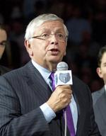 NBA's David Stern was in town — to watch a playoff game