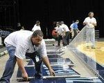 Memphis Grizzlies installing new $200,000 court at FedExForum