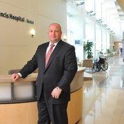 FINALIST, ADMINISTRATIVE EXCELLENCE   Kem Mullins   CEO  St. Francis Hospital-Bartlett