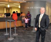 FINALIST, COMMUNITY OUTREACHJames VenableVice president of clinical programsSouthern College of Optometry, The Eye Center