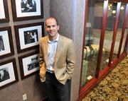 McLean Wilson represents the third generation of the Wilson family in the hotel business.