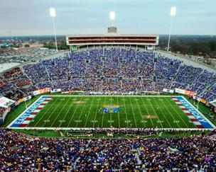 2012 AutoZone Liberty Bowl will be held Dec. 31