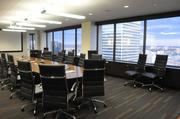 Pinnacle's Air's former conference room