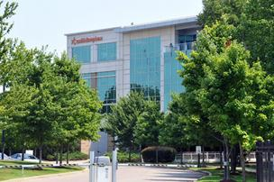 Smith & Nephew's Memphis headquarters