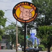 No. 3  Central BBQ