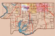 No. 2 Horn Lake, Miss. (DeSoto County)Population percent change from 2010 to 2011: 1.738 percent