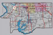 No. 5 Walls, Miss. (DeSoto County)Population percent change from 2010 to 2011: 1.635 percent