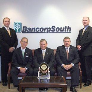 No. 4 BancorpSouth Bank