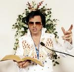 Elvis' Bible fetches $94,600 at auction