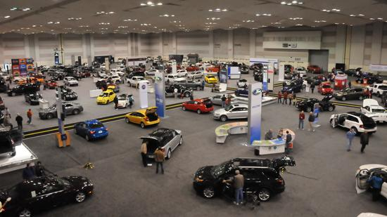 Use this gallery to view photos of the Memphis International Auto Show. All photos were taken by MBJ staff photographer Alan Howell.