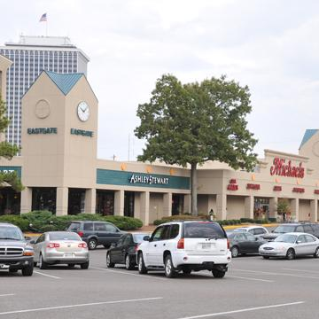 Eastgate Shopping Center is for sale by Belz for $33.8 million.