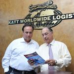 2 Kattawars out at logistics firm