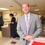 Baptist-Memphis post may end moves for <strong>Ziegler</strong>