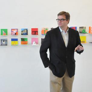 John Weeden has resigned as executive director of UrbanArt Commission.