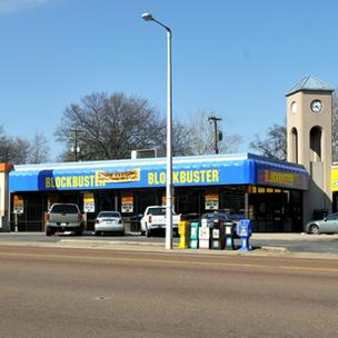 This Blockbuster location at 1556 Union Ave. is closing.